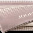 JOOP FINESTRIPES LOTUS/PERGAMENT pléd