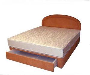 Kárpitozott ágykeretek