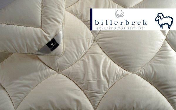 Billerbeck gyapjú paplan és gyapjú párna -20% kedvezménnyel!